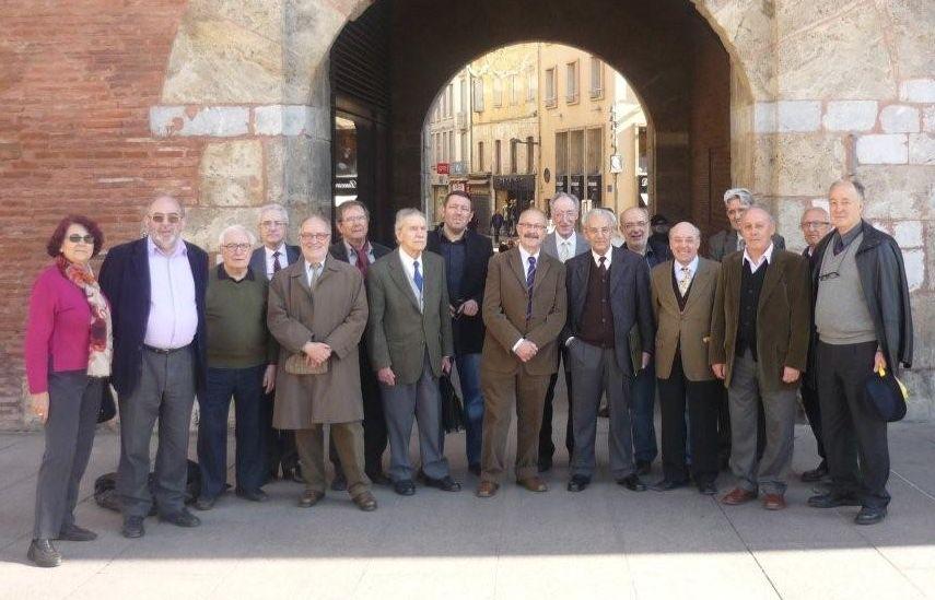 Reunió Secció de Filosofia i Ciències Socials el 9 d'abril de 2010